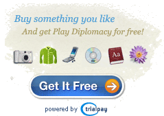 Buy something you like and get PlayDiplomacy free!